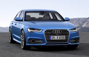 Семейство автомобилей Audi